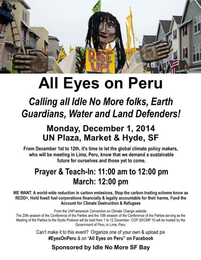 All Eyes on Peru