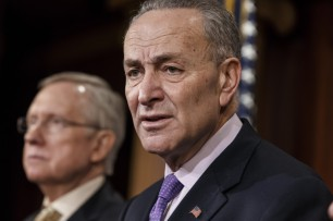 Sen. Chuck Schumer, D-N.Y. (AP Photo/J. Scott Applewhite)